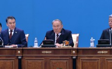 Participation in the VII Congress of Judges of Kazakhstan