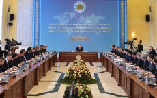 Enlarged meeting of the Board of the Ministry of Foreign Affairs under the chairmanship of President Nursultan Nazarbayev