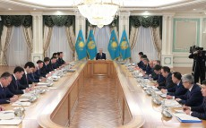 The Head of State held a meeting with the regions' governors
